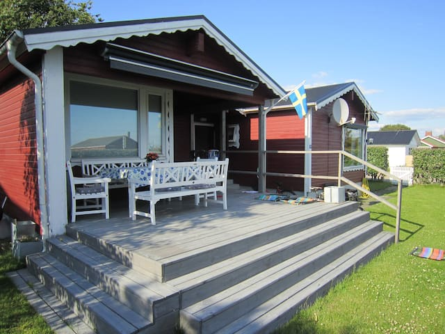 Sommarstuga vid havet på Getterön - Varberg - Cottage