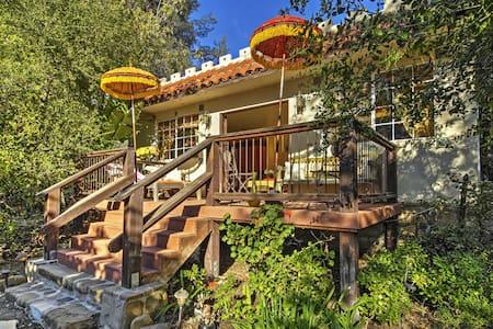 NEW! 2BR 'Casita de Paz' House w/ Outdoor Terrace! - Ojai
