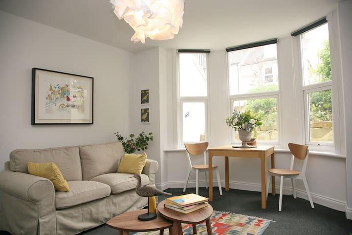 Appartement charmant près de la gare de Brighton