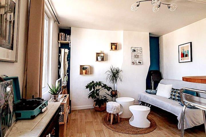 Nouvel Appartement de Charme à Honfleur