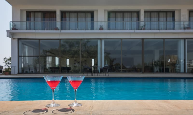 Gatsby-6 BHK Luxury Villa with Pool and Jacuzzi