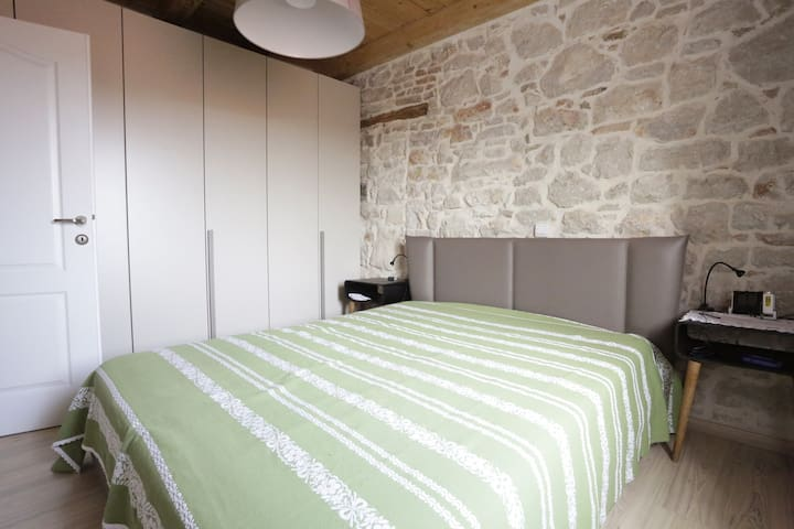 Vrsar - Apartment in the old town (1st floor)
