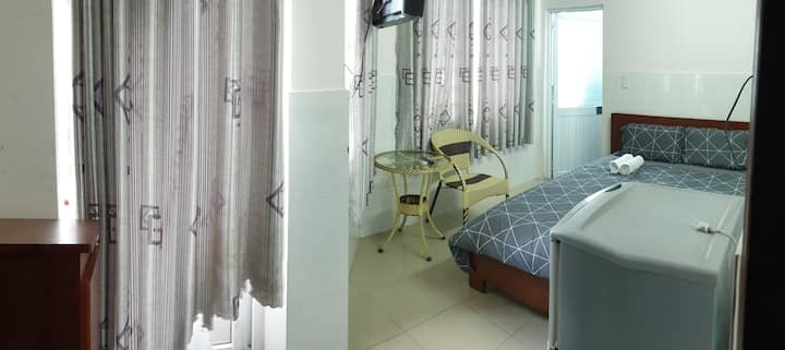 Room with Balcony - Budgel Hotel in Bien Hoa City