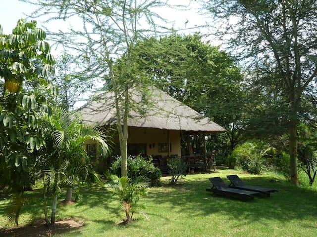 Luxurious Safari home Leadwood