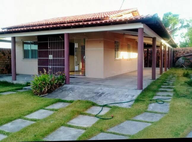 Casa aconchecante em Salinópolis