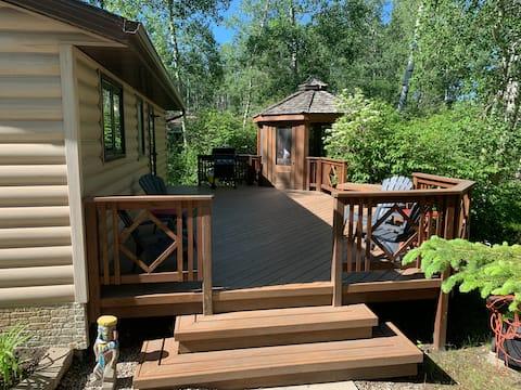 Countryside Estates Lake Life Retreat