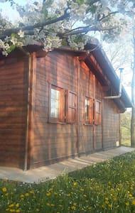 Chalet nel cuore del Parco naturale Simone