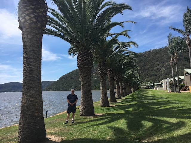 Brand new 2 bedroom Hawkesbury River cabin - Wisemans Ferry
