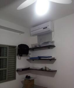 quarto em casa nova (pronto pra uso).