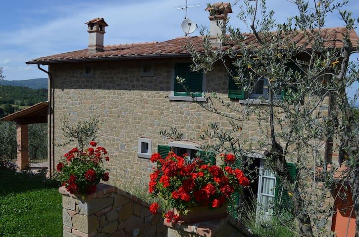 AGRITURISMO  ROSA - Monte San Savino - Bed & Breakfast