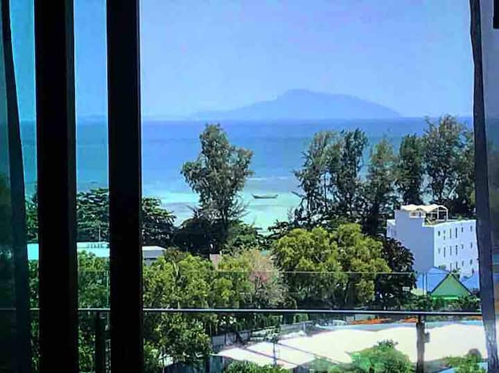 "KONDO ""Rawai Beach"" 2 bedroom with sea views"