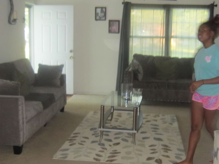 This is the living room area