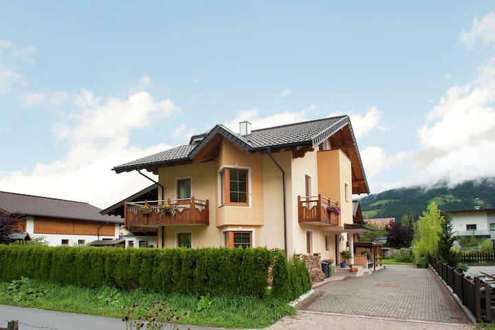 Modern Apartment near Ski Area in Salzburger