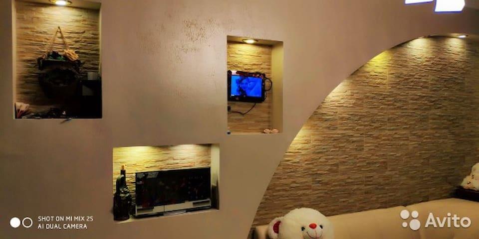 Апартаменты в пешей доступности от Лавры