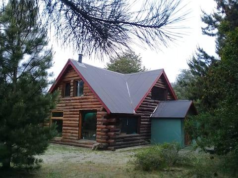 Holzhaus Meliquina
