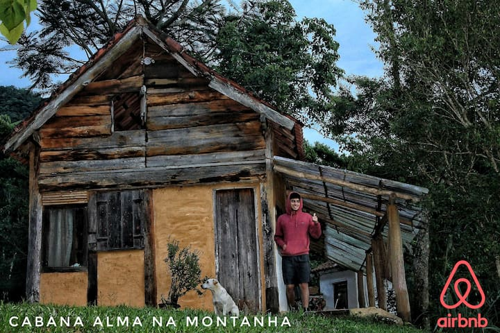 """Cabana """"Alma na Montanha"""""""