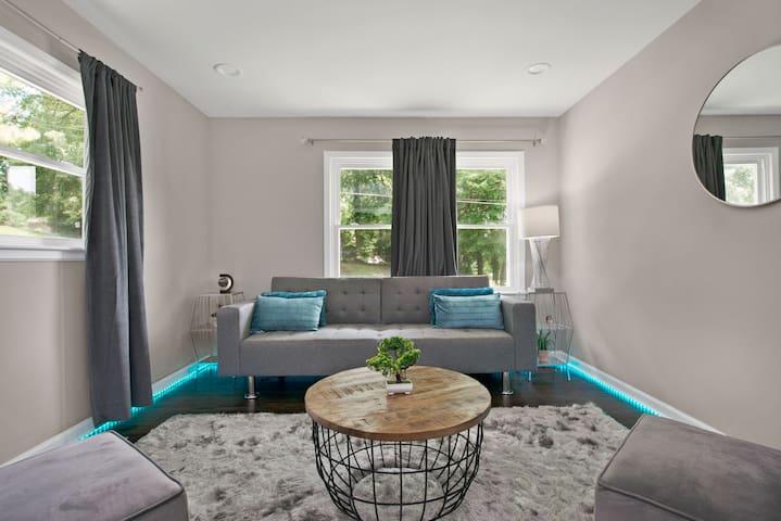 Basement Room in Beautiful Home