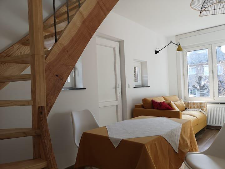 """Nouveau Studio/Duplex """"La Chambre d'Août"""""""