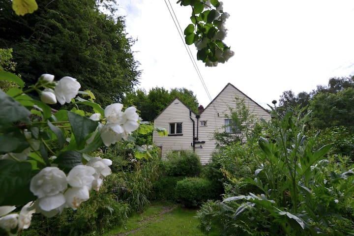 Charming, semi-detached cottage, ideal location for bird watching