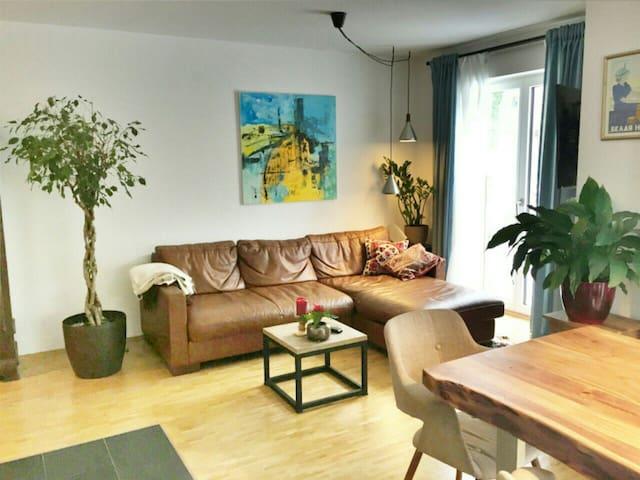 New & homey, close 2 engl. garden - München, Bayern, DE