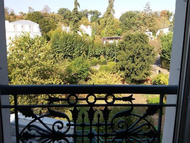 Chambre simple sur nature 20mns Paris & Versailles