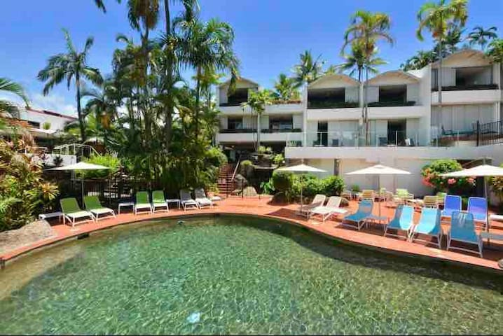 Picture perfect in the heart of Port Douglas