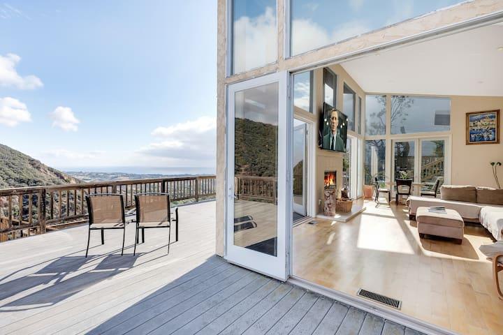 NEW! Malibu home with Ocean Views!