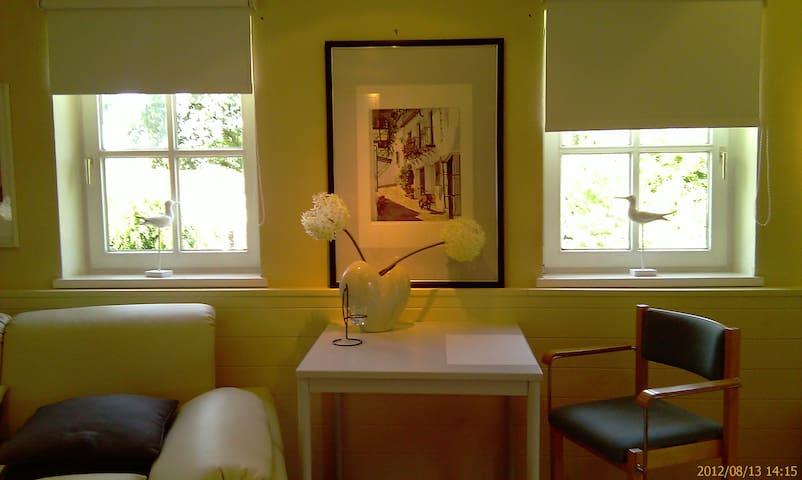 Wohnen in einem Apartment im Fachwerkhaus - Stuhr - Inny