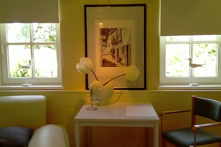 Wohnen in einem Apartment im Fachwerkhaus - Stuhr