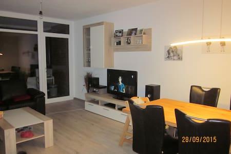 Zentrale schöne Wohnung in ruhiger Lage - Apartment