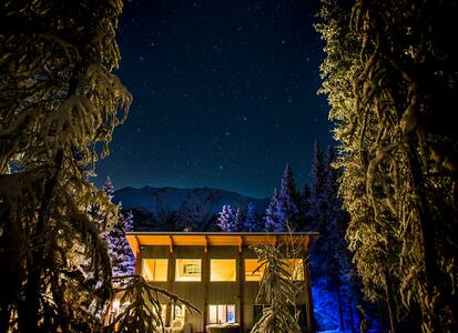 Shackelford Creek Mountain House - Cooper Landing