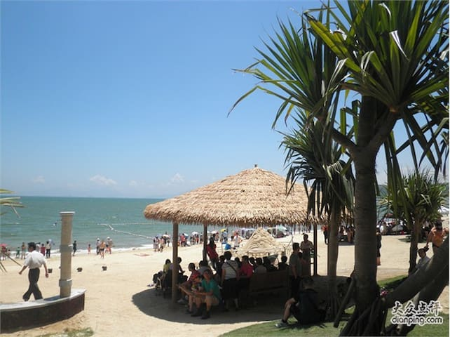 惠州 十里银滩  海滨度假首选 - Huizhou