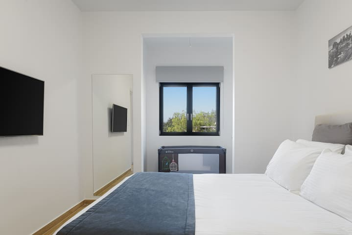 Double Bedded Bedroom One