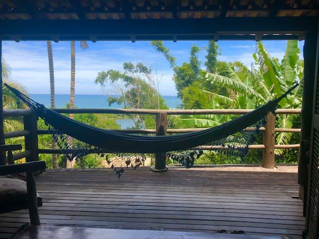 cabana frente ao mar - inka 1