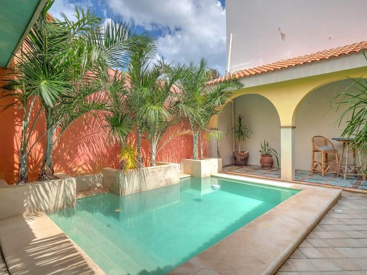 casa k'eban - The Hot Spot near Beach & Malecon