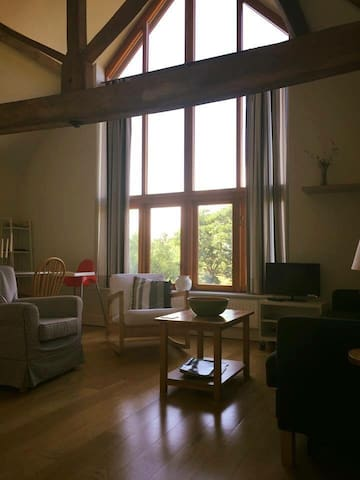 Fab pet friendly two bed apartment