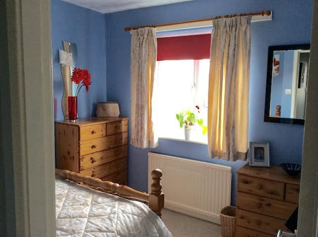 Double Bed & Own Bathroom Nr. York