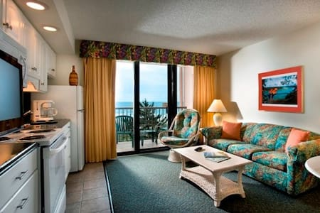 Stunning Oceanfront Executive Suite