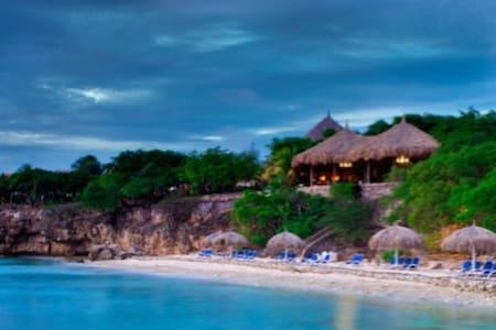 Suites over-looking the Ocean - Tranquil - Sabana Westpunt
