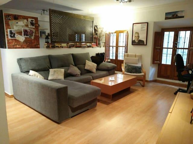 Apartment in Gran Via/Albaycin - Granada - Apartment
