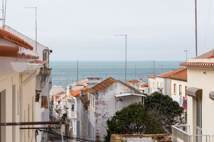 Typical beach house - Nazaré - Apartment