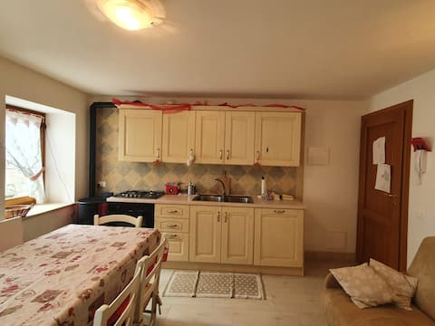 Komfortowy apartament w Altipiano