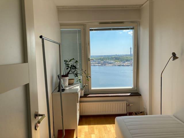 Private room in apartment located in Lidingö