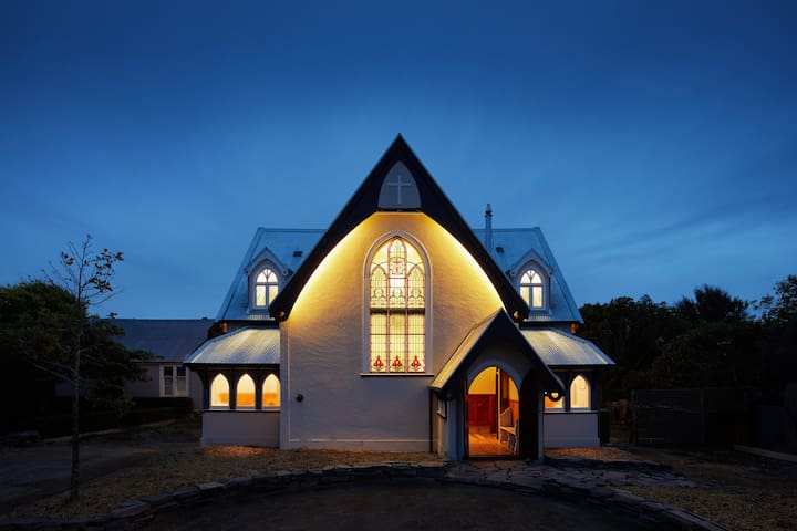 Saints of Tai Tapu,  Boutique Accommodation
