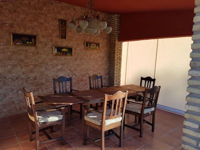 amplio y precioso chalet en Conil de la Frontera - Conil de la Frontera - Apartment