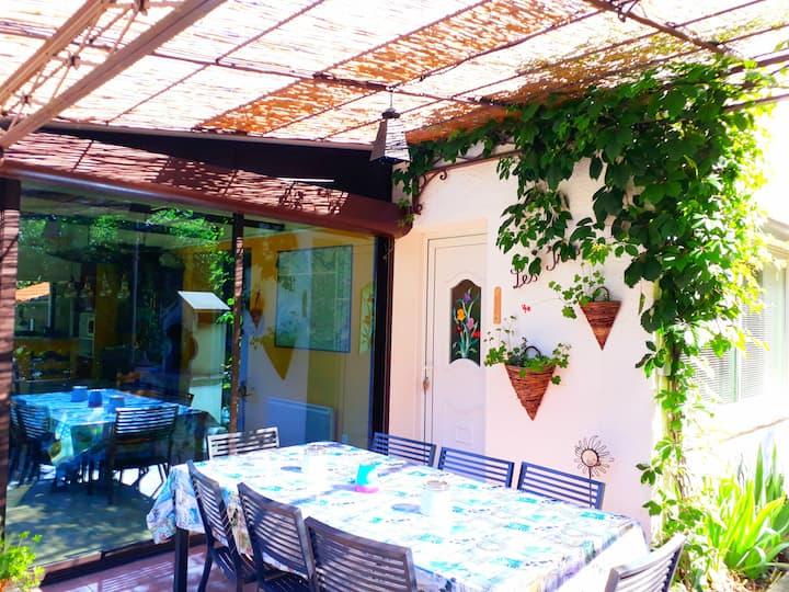 Villa IRIS Castellane  Traumhaus im Verdon