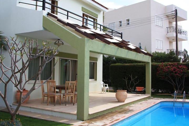 Amelina Villa No1 - Limassol - Villa