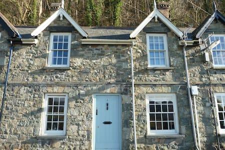 Arthog Terrace, near Barmouth,  Wales - Gwynedd - Ev