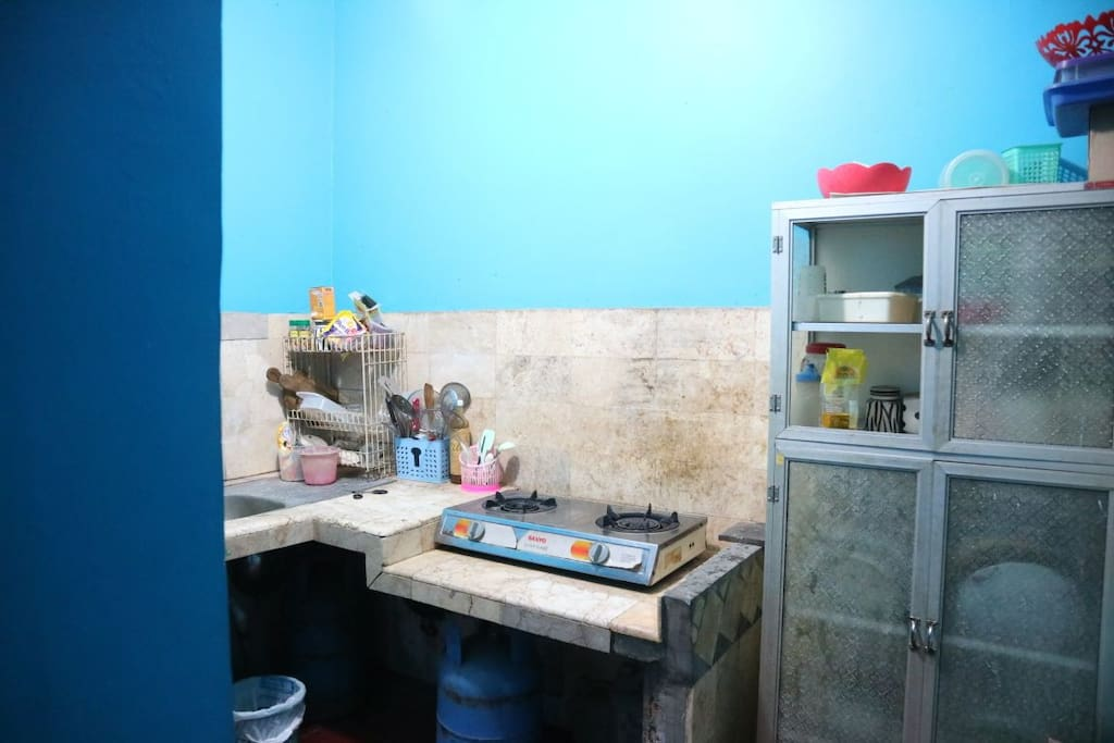 usable kitchen