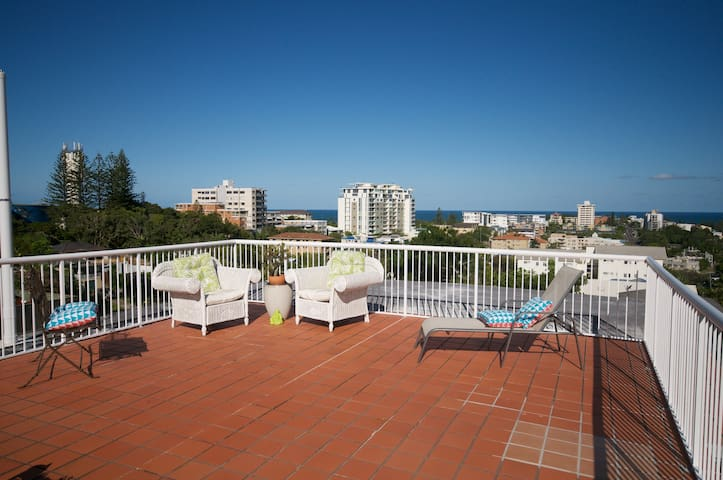 KingsBeach/Caloundra Amazing views - Kings Beach - Apartamento